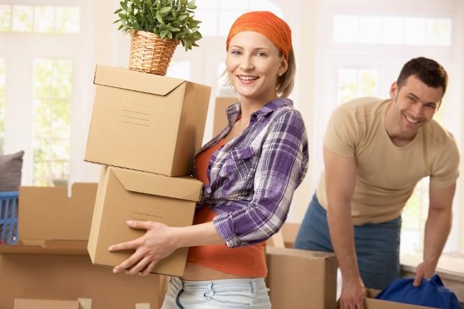 Dịch vụ bốc xếp hàng hóa khi chuyển nhà
