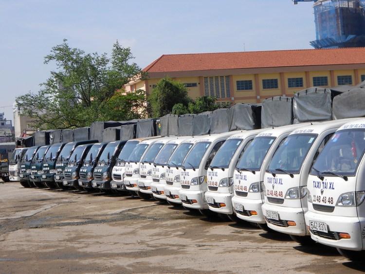 Dịch vụ cho thuê taxi tải tại Hà Nội