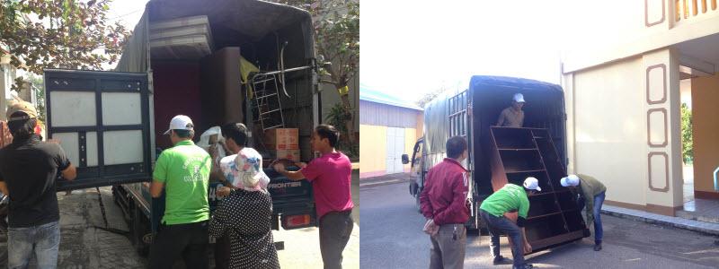 Dịch vụ chuyển nhà trọn gói giá rẻ tại Hà Nội, đơn vị nào uy tín