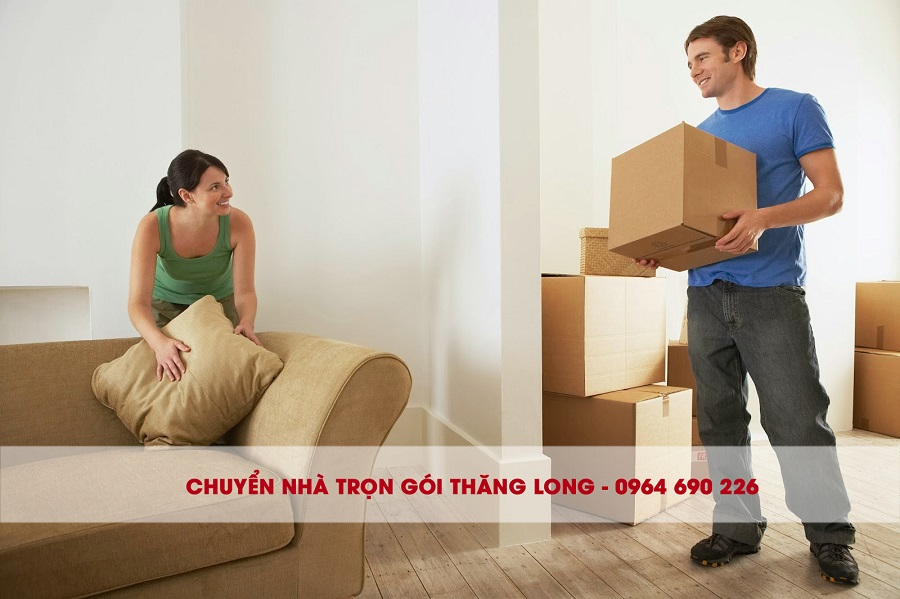 Bất ngờ với dịch vụ chuyển nhà Thăng Long